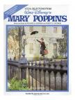 SHERMAN - VOCAL SELECTIONS FROM WALT DISNEY'S MARY POPPINS FOR VOCAL,  PIANO & GUITAR