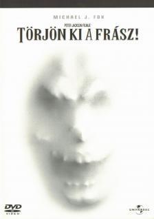 Peter Jackson - TÖRJÖN KI A FRÁSZ! DVD