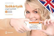 Haavisto Kirsi - Szókártyák angol nyelvből B2 szinten - Haladóknak