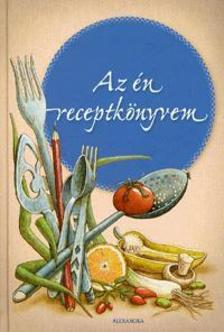 - Az én receptkönyvem