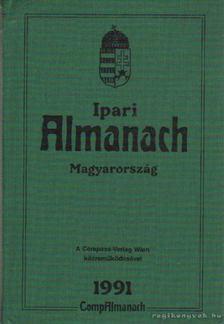 Ipari Almanach Magyarország 1991 [antikvár]