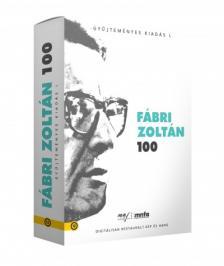 FÁBRI ZOLTÁN - Fábri Zoltán 100 Gyűjteményes kiadás I.