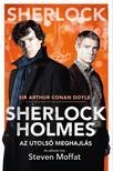 Arthur Conan Doyle - Sherlock Holmes: Az utolsó meghajlás (BBC filmes borító)<!--span style='font-size:10px;'>(G)</span-->