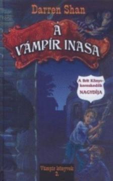 Shan Darren - A vámpír inasa (6. kiadás)
