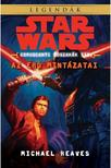 Michael Reaves - Star Wars: Az erő mintázatai (Coruscanti éjszakák 3.)<!--span style='font-size:10px;'>(G)</span-->