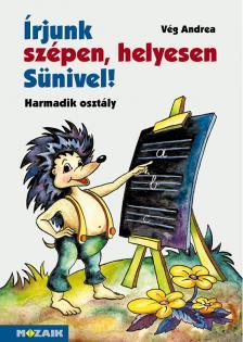 - MS-1522 ÍRJUNK SZÉPEN, HELYESEN SÜNIVEL 3.