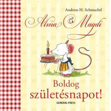 Andreas H. Schmachtl - Alma Magdi - Boldog szülinapot!