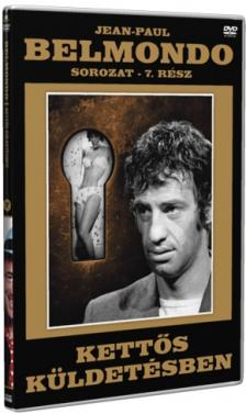 - KETTŐS KÜLDETÉSBEN - J.-P. BELMONDO SOR. 7. - DVD -