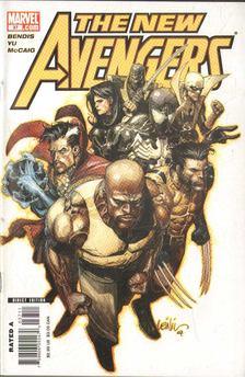 Bendis, Brian Michael, Yu, Leinil Francis - New Avengers No. 37 [antikvár]