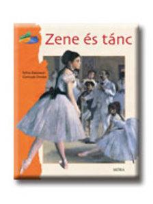 Sylvie Dannaud - Gertrude Dordor - ZENE ÉS TÁNC - MESÉL A FESTMÉNY