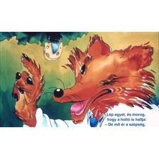 La Fontain - A holló és a róka
