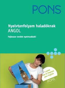 Katja Hald - PONS NYELVTANFOLYAM HALADÓKNAK - ANGOL - 2 CD-VEL -
