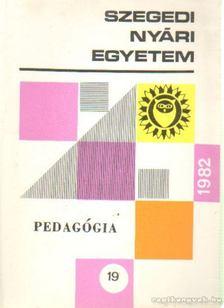 Dr. Ágoston György - Pedagógia 19. 1982. Erkölcs és ifjúság [antikvár]