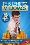 Alkér Orsolya - Te is lehetsz milliomos - Az igazság,  amit minden fiatalnak tudnia kellene a pénzről- CD melléklettel
