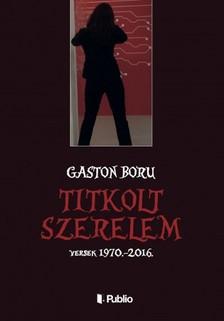 Boru Gaston - Titkolt Szerelem [eKönyv: epub, mobi]