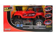 New Bright 1:10 Jeep Wrangler RC távirányítású autó