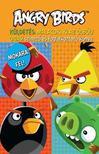 Angry Birds - Angry Birds óriási színező és foglalkoztató könyv - Küldetés: Malacok ki az ólból!<!--span style='font-size:10px;'>(G)</span-->