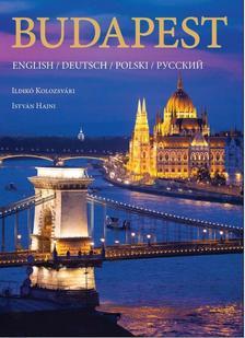 Hajni István - Kolozsvári Ildikó - Budapest - angol, német, lengyel és orosz nyelven