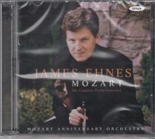 MOZART - THE COMPLETE VIOLIN CONCERTOS 2CD JAMES EHNES