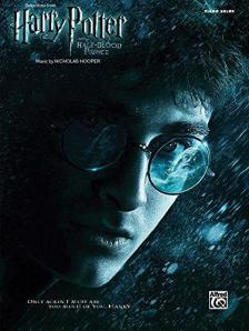HOOPER - HARRY POTTER AND THE HALF-BLOOD PRINCE. SELECTIONS FROM. PIANOSOLOS