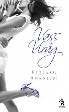 VASS VIRÁG - Ringass, Amadeus  [eKönyv: epub, mobi]
