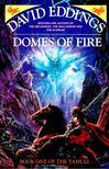EDDINGS, DAVID - Domes of Fire - Book One of the Tamuli [antikvár]