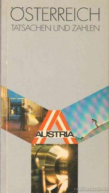 Österreich tatsachen und zahlen [antikvár]