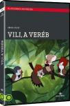 Gémes József - VILI,A VERÉB DVD RAJZFILM HANGOK:IGAZ,TOLNAY,SZÉKHELYI,ESZTERGÁLYOS,USZTICS