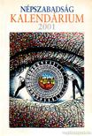 - Népszabadság kalendárium 2001 [antikvár]