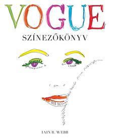 Iain R. Webb - Vogue színezőkönyv
