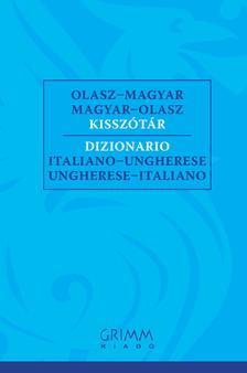 Hessky Eszter - Iker Bertalan - Olasz-magyar, Magyar-olasz kisszótár