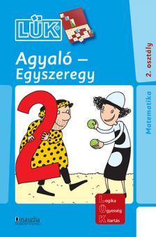 LDI-703 AGYALÓ - EGYSZEREGY MATEMATIKA 2. O.
