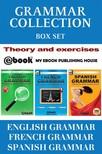 House My Ebook Publishing - Grammar Collection Box Set - Theory and Exercises [eKönyv: epub,  mobi]