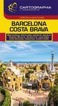 Kádár Éva - Török Orsolya - Barcelona, Costa Brava útikönyv<!--span style='font-size:10px;'>(G)</span-->