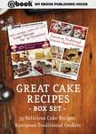 House My Ebook Publishing - Great Cake Recipes Box Set [eKönyv: epub, mobi]