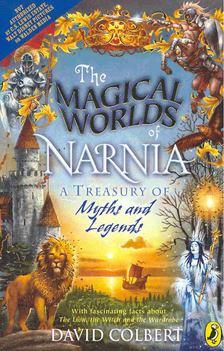 COLBERT, DAVID - The Magical  Worlds of Narnia [antikvár]