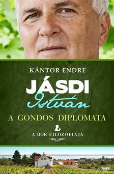 Kántor Endre - Jásdi István - A gondos diplomata