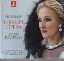 MEYERBEER - GRAND OPERA CD DIANA DAMRAU