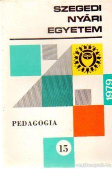 Dr. Ágoston György - Pedagógia 15. 1979. Rendszeremlélet és pedagógia [antikvár]