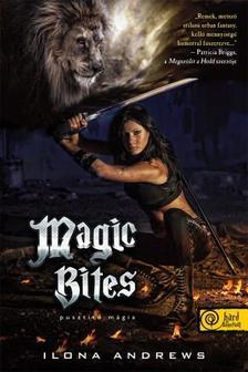 Ilona Andrews - Pusztító mágia - Kemény borítós