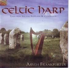 - CELTIC HARP CD