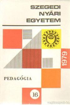 Dr. Ágoston György - Pedagógia 16. 1979. Az oktatástechnika elmélete és gyakorlata [antikvár]