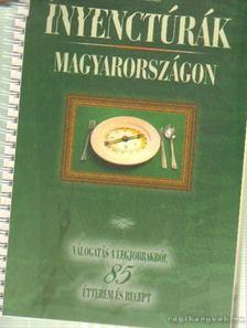 Molnár Lajos Milán, Radványi András - Ínyenctúrák Magyarországon [antikvár]