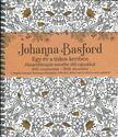 Johanna Basford - Johanna Basford  - Egy év a titkos kertben Határidőnapló mesébe illő rajzokkal 2017. szeptember - 2018. december ###<!--span style='font-size:10px;'>(G)</span-->