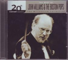 - THE BEST OF JOHN WILLIAMS & THE BOSTON POPS