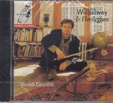 Vivaldi - CONCERTI CD WISPELWEY, FLORILEGIUM