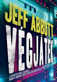 Jeff Abbott - Végjáték - PUHA BORÍTÓS #