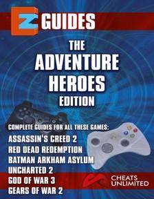 Mistress The Cheat - The Adventure Heroes - assasins creed 2 , red dead redemption , batman arkham asylum , uncharted 2 gears of war 2 [eKönyv: epub, mobi]