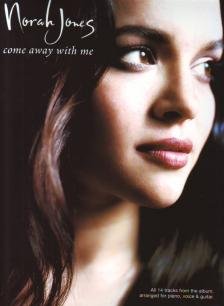 NORAH JONES - COME AWAY WITH ME ARR. FOR PIANO, VOICE AND GUITAR