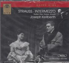 STRAUSS RICHARD - INTERMEZZO 2CD JOSEPH KLEIBERTH